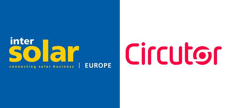 CIRCUTOR participa en InterSolar Europe 2021